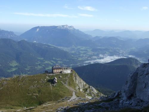 Foto: hofchri / Wander Tour / Watzmann - Überschreitung / Aufstieg zum Hocheck / 03.10.2009 18:05:35