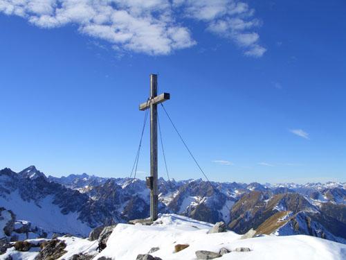 Foto: vince 51 / Wander Tour / Falschkogel und Maldongrat / Maldongrat-Gipfel / 04.05.2008 01:27:33
