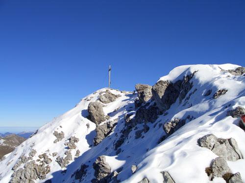 Foto: vince 51 / Wander Tour / Falschkogel und Maldongrat / kurz vor dem Gipfel / 04.05.2008 01:27:05