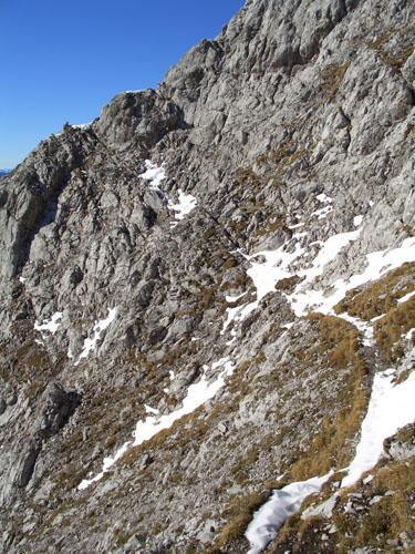 Foto: vince 51 / Wander Tour / Falschkogel und Maldongrat / Aufstieg zum Maldongrat / 04.05.2008 01:25:08