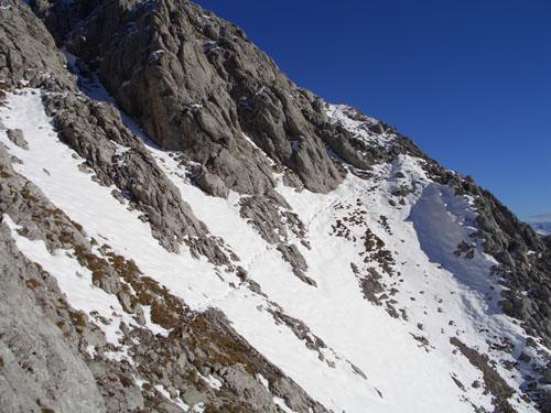Foto: vince 51 / Wander Tour / Falschkogel und Maldongrat / Aufstieg zum Maldongrat / 04.05.2008 01:24:49