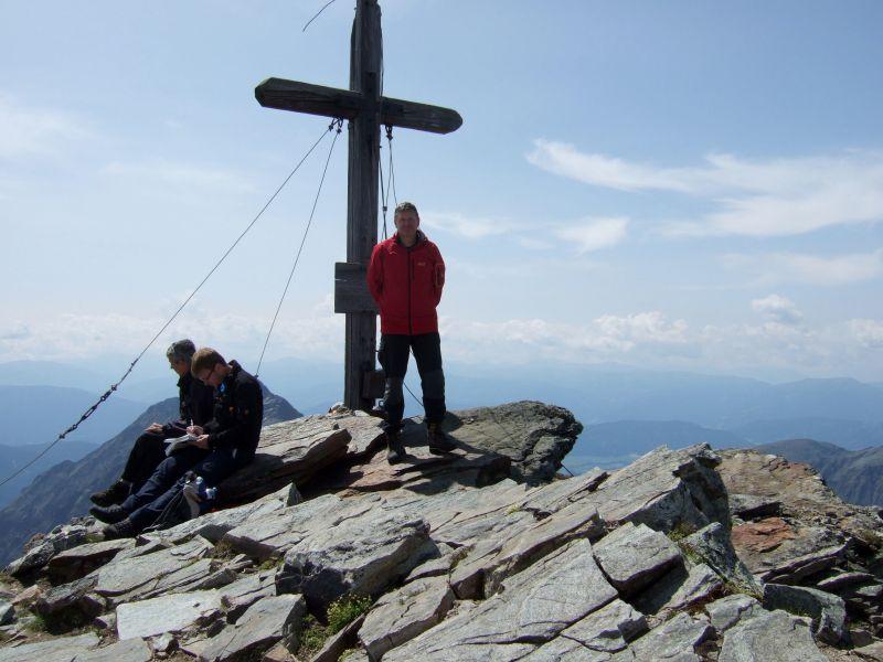 Foto: Ingo Gräber / Wander Tour / Aus dem Göriachtal auf den Hochgolling (2862m) / Hochgolling / 05.10.2013 17:26:51