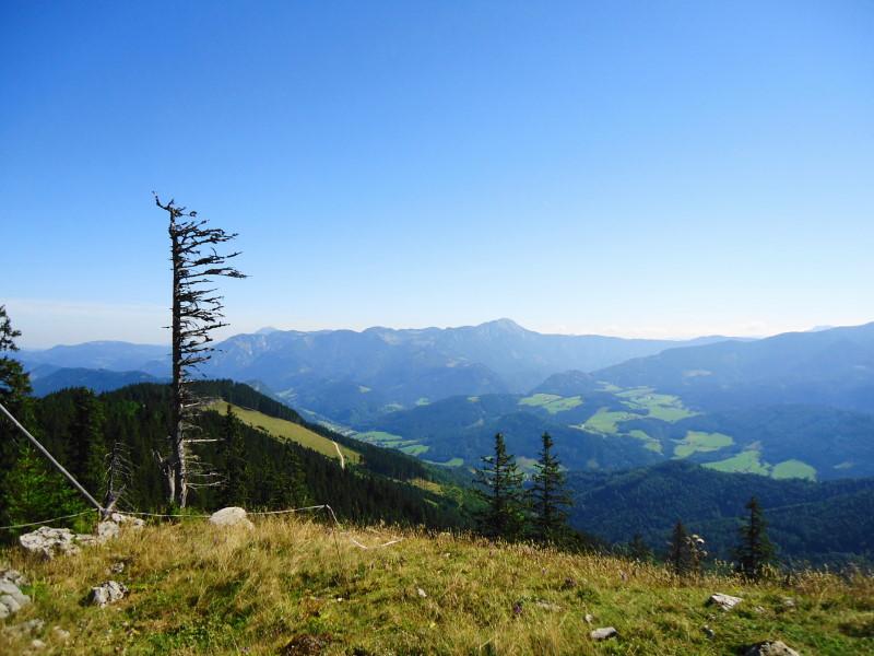 Foto: Günter Siegl / Wander Tour / Von Hütte zu Hütte über den Königsberg / Dürrenstein / 13.10.2015 21:10:57