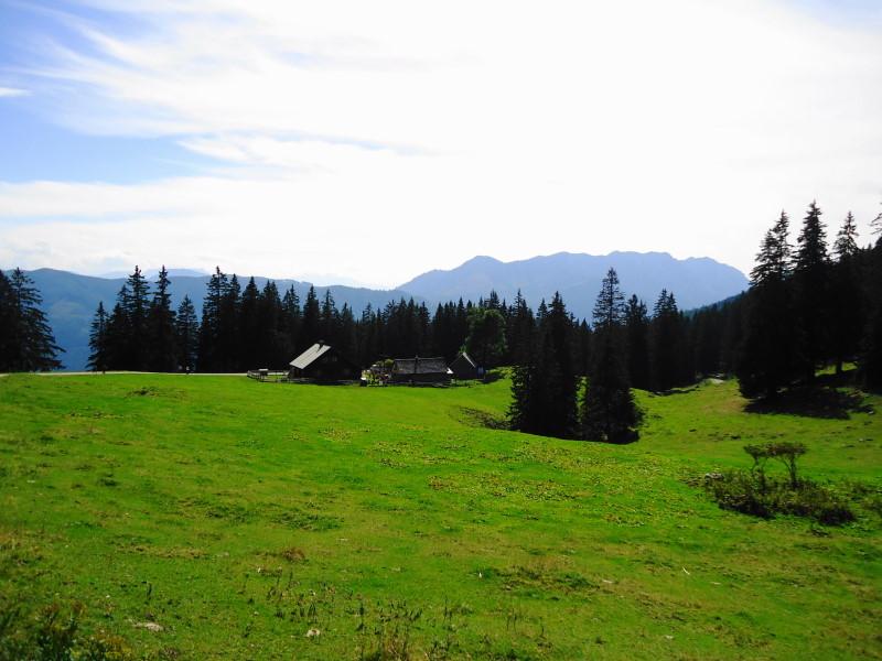 Foto: Günter Siegl / Wander Tour / Von Hütte zu Hütte über den Königsberg / Kitzhütte! Hunger? / 13.10.2015 21:04:21