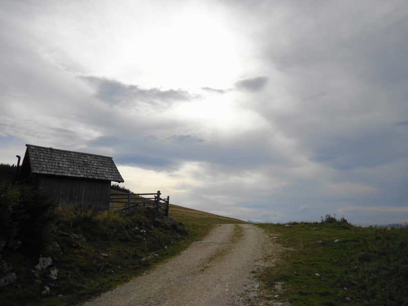 Foto: Günter Siegl / Wandertour / Von Hütte zu Hütte über den Königsberg / 13.10.2015 21:00:45