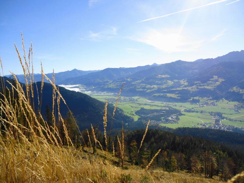 Foto: Günter Siegl / Wander Tour / Von der Ramsau auf den Kufstein / Ennstal / 31.10.2014 10:06:55