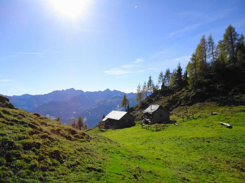 Foto: Günter Siegl / Wander Tour / Von der Ramsau auf den Kufstein / Stornalm / 31.10.2014 10:06:03
