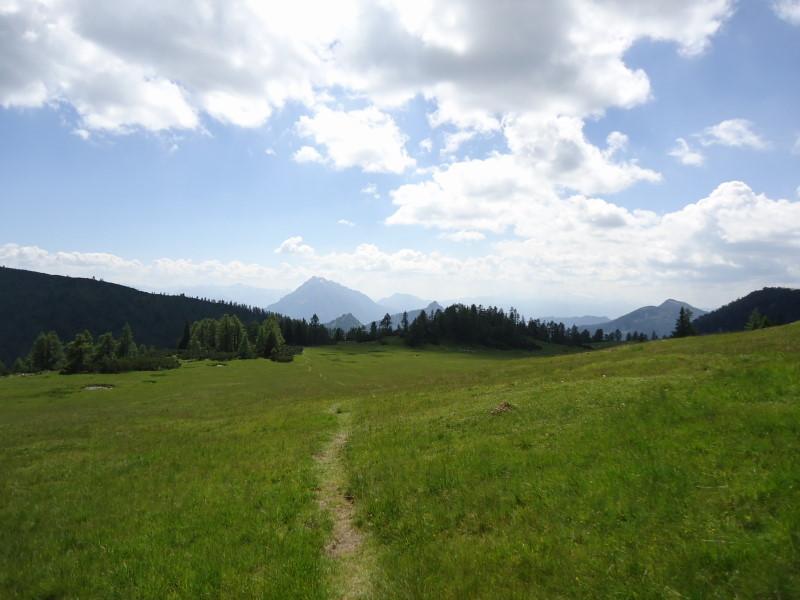 Foto: Günter Siegl / Wander Tour / Gratwanderung über den Hochmölbing zum Schrocken  / 02.08.2013 21:40:49