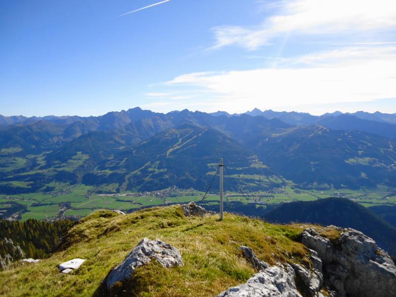 Foto: Günter Siegl / Wander Tour / Großer Miesberg und Luserwand / Hochwildstelle / 31.10.2014 09:56:30