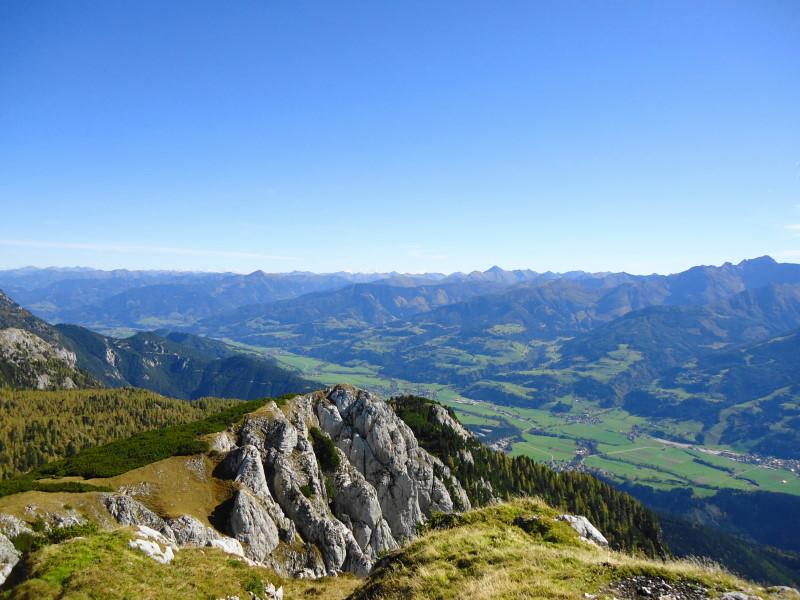 Foto: Günter Siegl / Wander Tour / Großer Miesberg und Luserwand / Ennstal / 31.10.2014 09:56:06