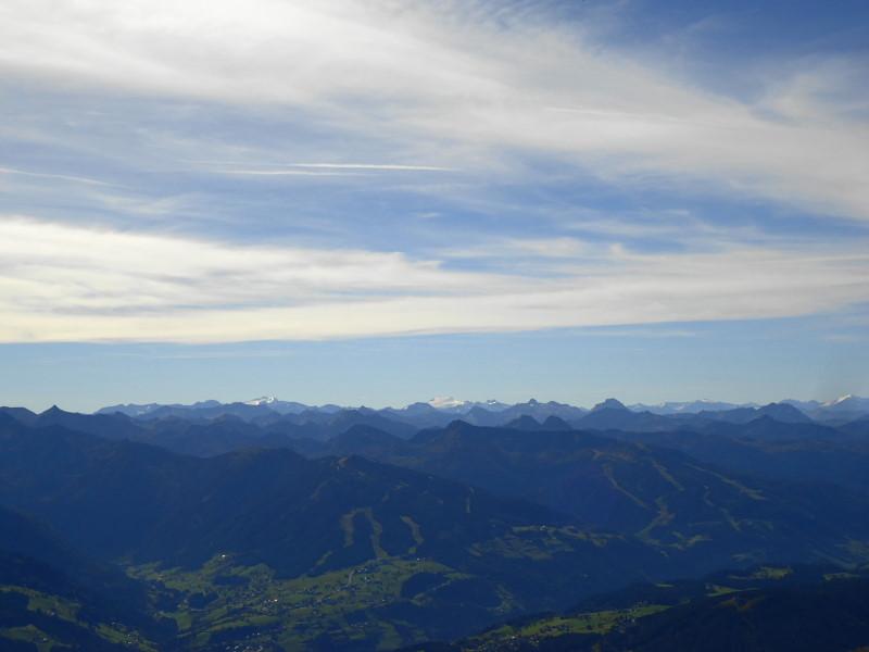 Foto: Günter Siegl / Wander Tour / Großer Miesberg und Luserwand / Hochalmspitze und Ankogel / 31.10.2014 09:54:55