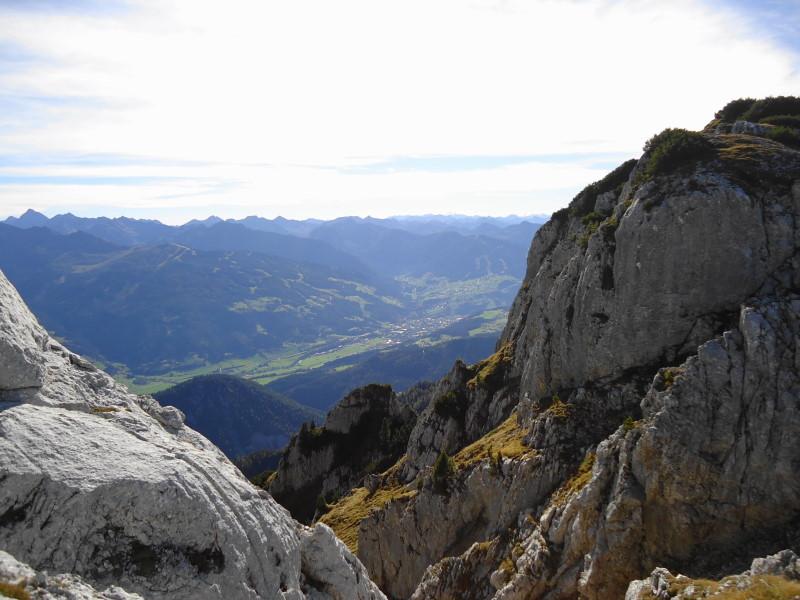 Foto: Günter Siegl / Wander Tour / Großer Miesberg und Luserwand / Schladming / 31.10.2014 09:53:27