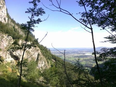 Foto: Karina Umdasch (Redaktion) / Wander Tour / Von Glanegg über den Dopplersteig zum Geiereck-Gipfel / 19.07.2011 17:46:45