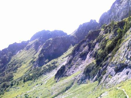 Foto: Karina Umdasch (Redaktion) / Wander Tour / Von Glanegg über den Dopplersteig zum Geiereck-Gipfel / 19.07.2011 17:46:54