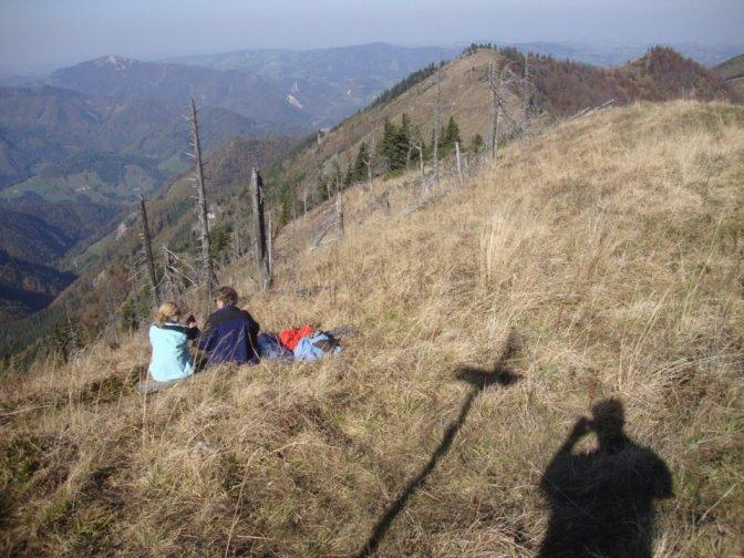 Foto: Wolfgang Dröthandl / Wander Tour / Über die Ennser Hütte auf den Almkogel / 16.10.2018 14:40:58