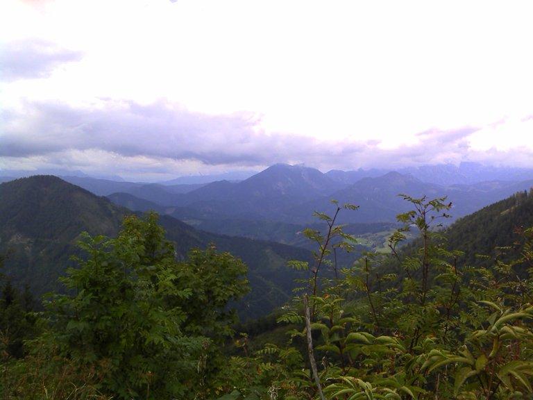 Foto: BiLi / Wander Tour / Über die Ennser Hütte auf den Almkogel / 01.10.2011 14:49:48