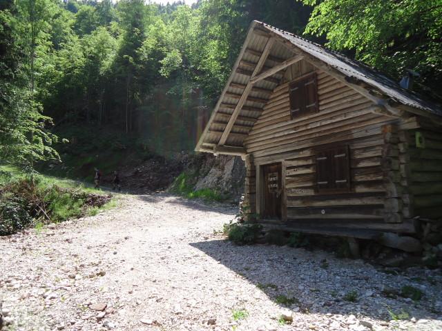 Foto: Günter Siegl / Wander Tour / Von Scharnstein auf den Windhagkogel / 07.06.2012 21:28:50