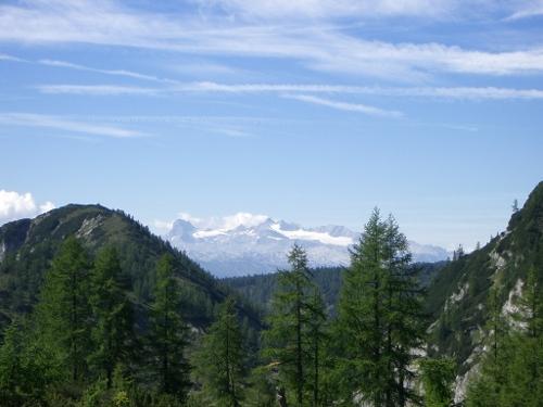 Foto: AH / Wander Tour / 6-Seen-Tour Tauplitzalm / Ausblick am Gipfel / 20.04.2009 20:27:01