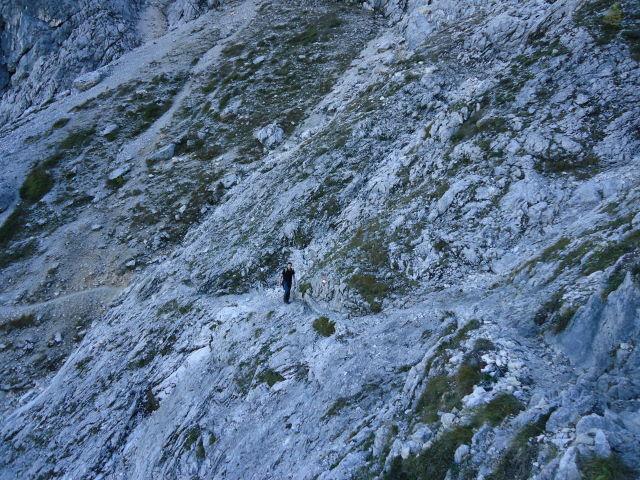 Foto: Günter Siegl / Wander Tour / Bad Aussee - Pötschenpass - Sarsteingipfel / 22.10.2012 08:36:30