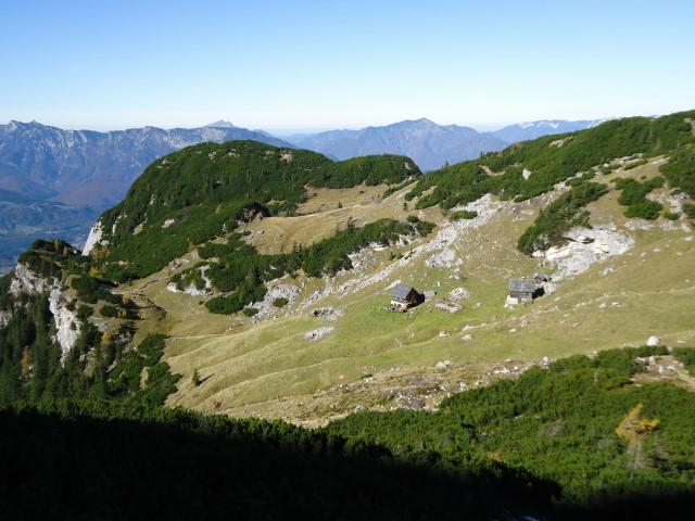 Foto: Günter Siegl / Wander Tour / Bad Aussee - Pötschenpass - Sarsteingipfel / 22.10.2012 08:36:16