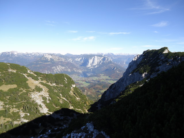 Foto: Günter Siegl / Wander Tour / Bad Aussee - Pötschenpass - Sarsteingipfel / Altaussee / 22.10.2012 08:35:50