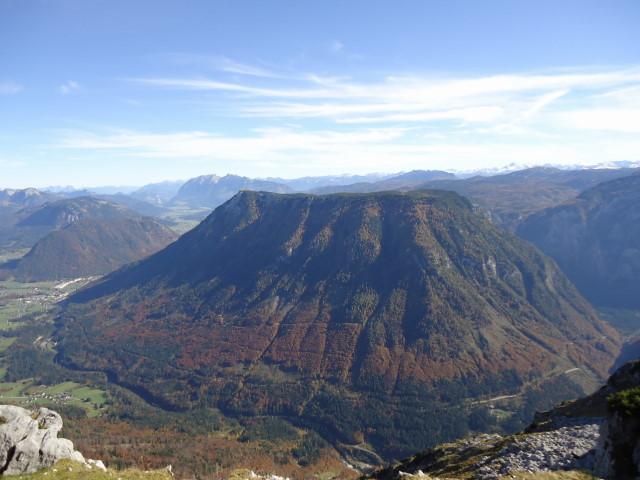 Foto: Günter Siegl / Wander Tour / Bad Aussee - Pötschenpass - Sarsteingipfel / 22.10.2012 08:35:02