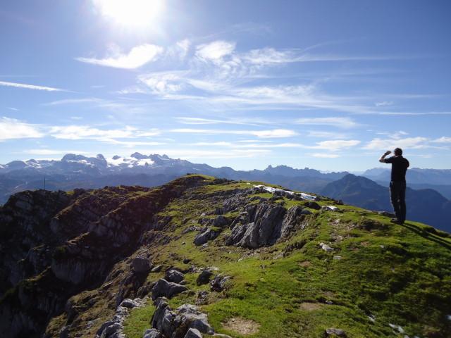 Foto: Günter Siegl / Wander Tour / Bad Aussee - Pötschenpass - Sarsteingipfel / 22.10.2012 08:34:39