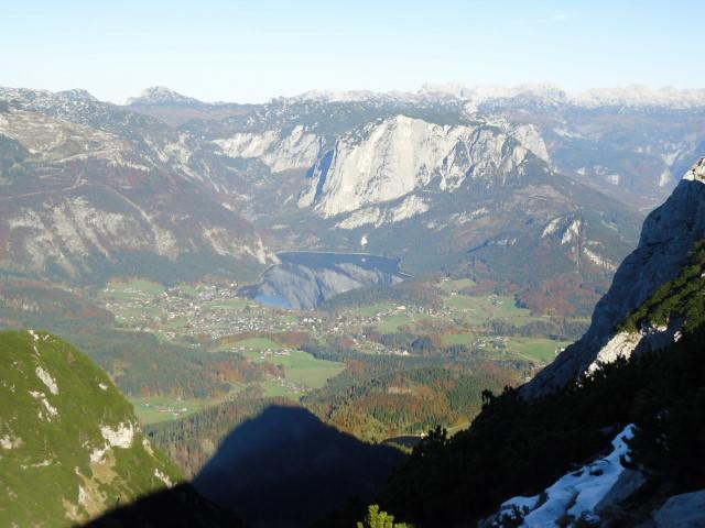 Foto: Günter Siegl / Wander Tour / Bad Aussee - Pötschenpass - Sarsteingipfel / 22.10.2012 08:34:18