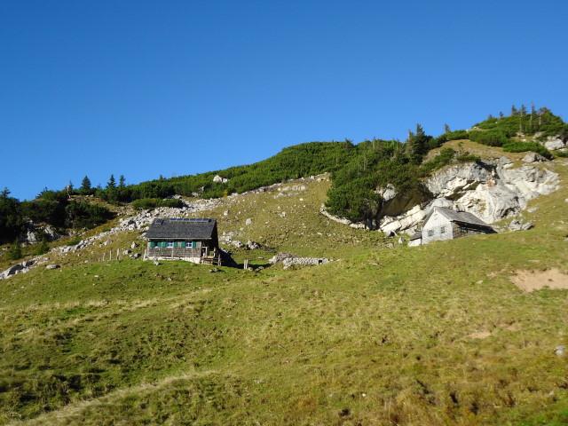 Foto: Günter Siegl / Wander Tour / Bad Aussee - Pötschenpass - Sarsteingipfel / 22.10.2012 08:33:51