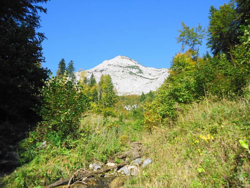 Foto: Günter Siegl / Wander Tour / Grundlsee - Backenstein (1.772 m) / 29.10.2014 21:12:24