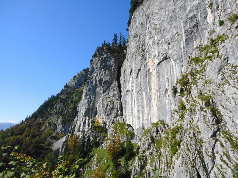 Foto: Günter Siegl / Wandertour / Grundlsee - Backenstein (1.772 m) / 29.10.2014 21:12:03