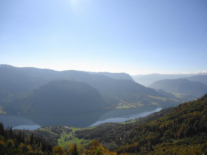 Foto: Günter Siegl / Wandertour / Grundlsee - Backenstein (1.772 m) / 29.10.2014 21:11:49