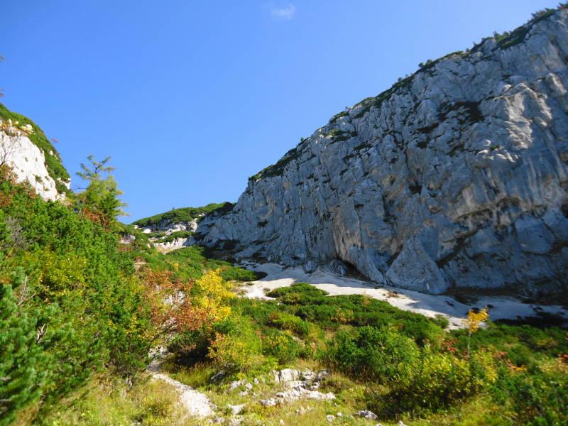 Foto: Günter Siegl / Wander Tour / Grundlsee - Backenstein (1.772 m) / 29.10.2014 21:11:31