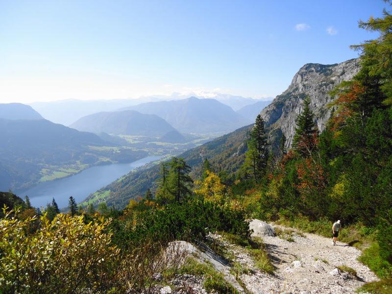 Foto: Günter Siegl / Wandertour / Grundlsee - Backenstein (1.772 m) / 29.10.2014 21:11:26