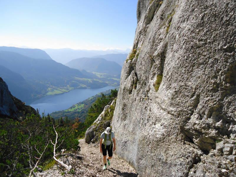 Foto: Günter Siegl / Wander Tour / Grundlsee - Backenstein (1.772 m) / 29.10.2014 21:11:12