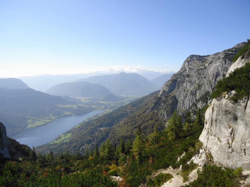 Foto: Günter Siegl / Wandertour / Grundlsee - Backenstein (1.772 m) / 29.10.2014 21:11:00