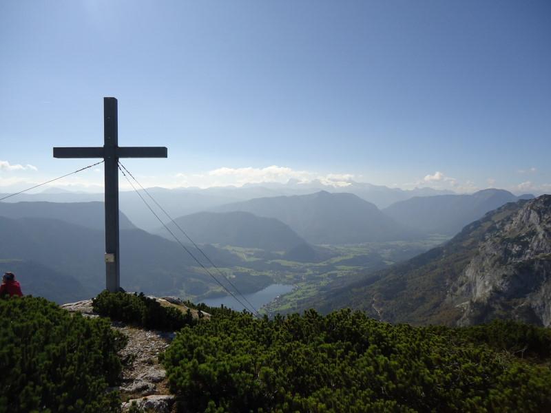 Foto: Günter Siegl / Wandertour / Grundlsee - Backenstein (1.772 m) / 29.10.2014 21:10:21