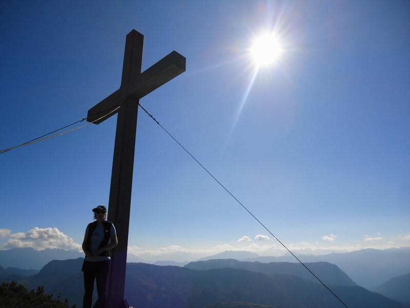 Foto: Günter Siegl / Wander Tour / Grundlsee - Backenstein (1.772 m) / 29.10.2014 21:10:05