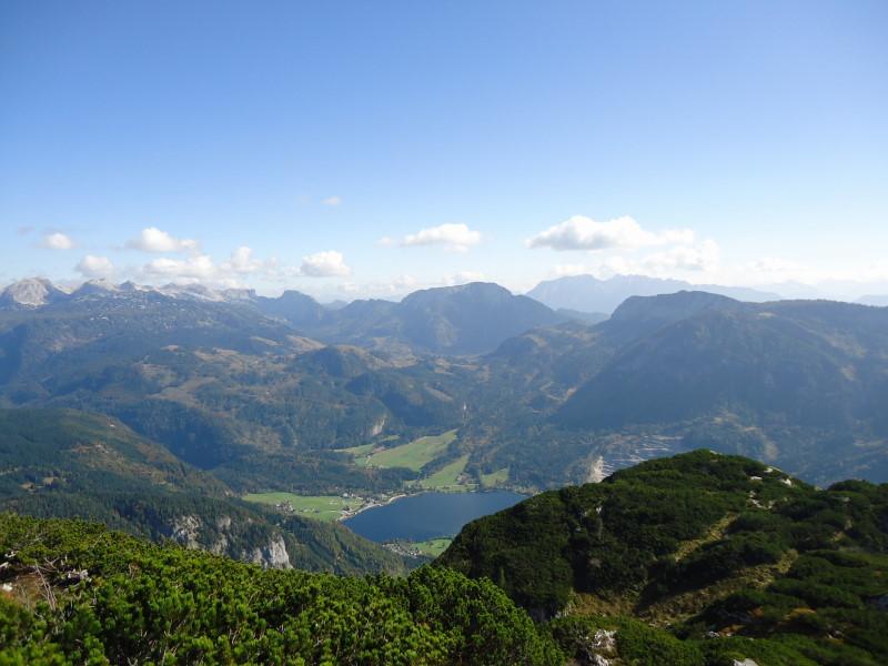 Foto: Günter Siegl / Wander Tour / Grundlsee - Backenstein (1.772 m) / 29.10.2014 21:09:40