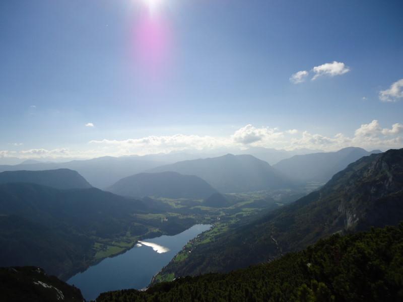 Foto: Günter Siegl / Wandertour / Grundlsee - Backenstein (1.772 m) / 29.10.2014 21:09:31