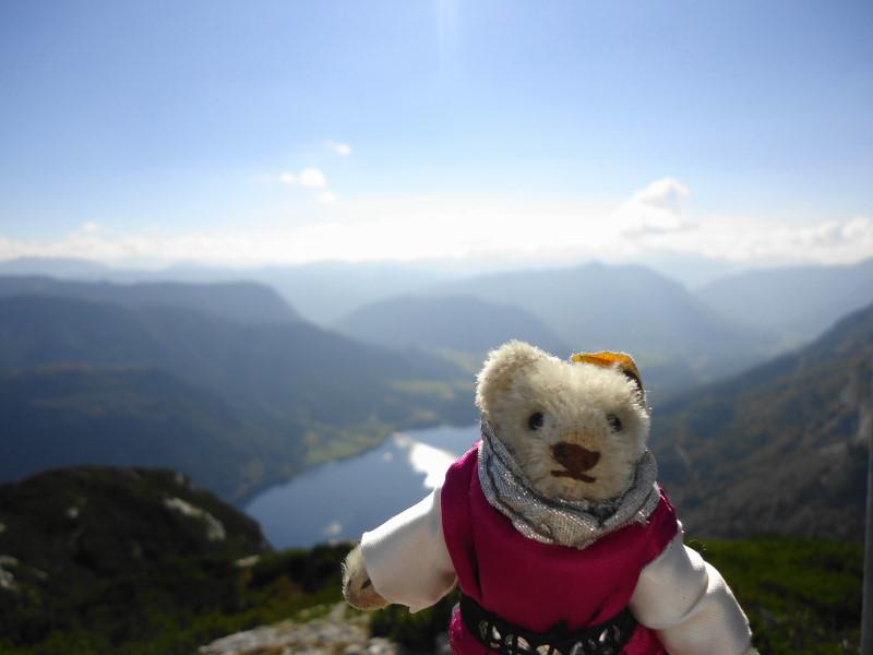 Foto: Günter Siegl / Wander Tour / Grundlsee - Backenstein (1.772 m) / 29.10.2014 21:09:05