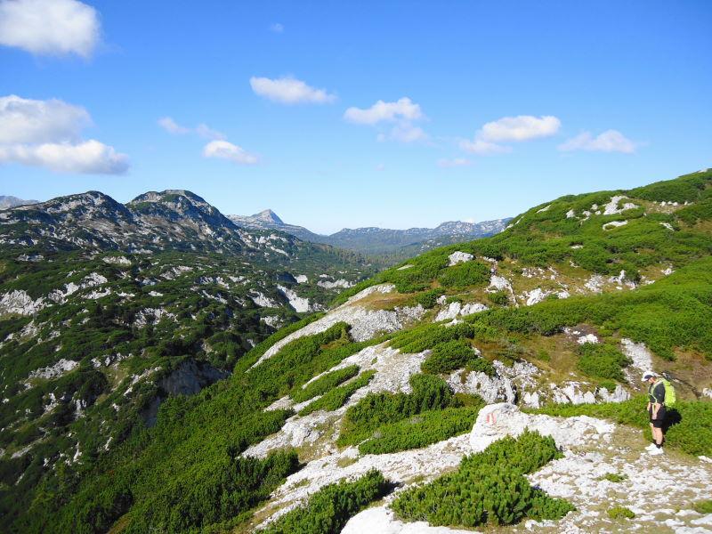 Foto: Günter Siegl / Wander Tour / Grundlsee - Backenstein (1.772 m) / 29.10.2014 21:08:54