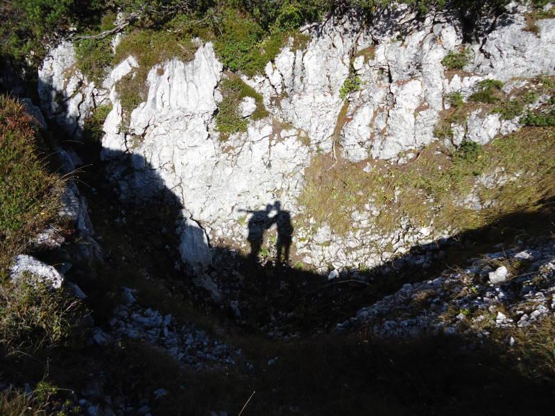 Foto: Günter Siegl / Wander Tour / Grundlsee - Backenstein (1.772 m) / 29.10.2014 21:08:38