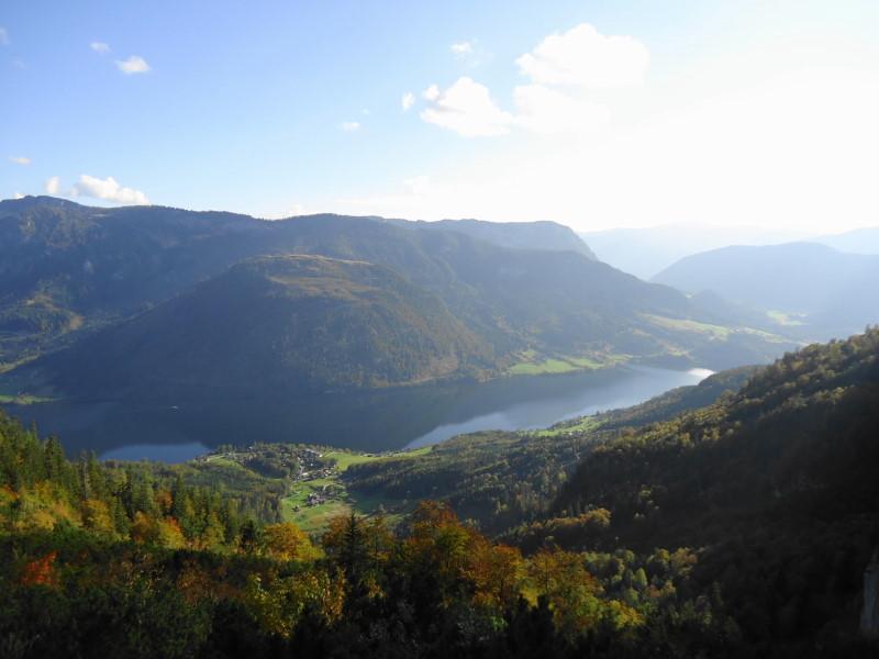 Foto: Günter Siegl / Wander Tour / Grundlsee - Backenstein (1.772 m) / 29.10.2014 21:07:43