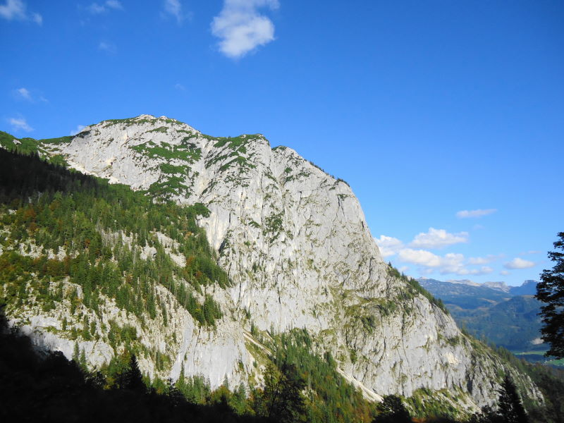 Foto: Günter Siegl / Wander Tour / Grundlsee - Backenstein (1.772 m) / 29.10.2014 21:07:29