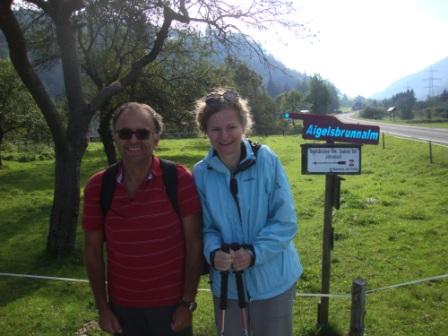 Foto: Wolfgang Dröthandl / Wander Tour / Von Wald am Schoberpaß auf den Leobner / Abgang ca. 100 Meter nordwestlich des Wh. Gruber (Vorwald) / 12.09.2016 15:49:20