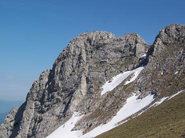 Foto: Datzberger Hans / Wander Tour / Vom Leopoldsteinersee zur Eisenerzer Höhe / Kalte Mauer (1929 m) / 08.11.2007 18:00:21