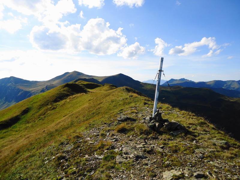 Foto: Günter Siegl / Wander Tour / Von der Gamperhütte auf den Kreuzkogel / Hainzl-Wasserkogel / 11.09.2015 21:07:41