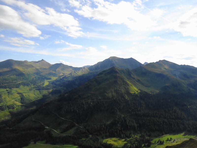 Foto: Günter Siegl / Wander Tour / Von der Gamperhütte auf den Kreuzkogel / Hohenwart und Großhansl / 11.09.2015 21:06:13