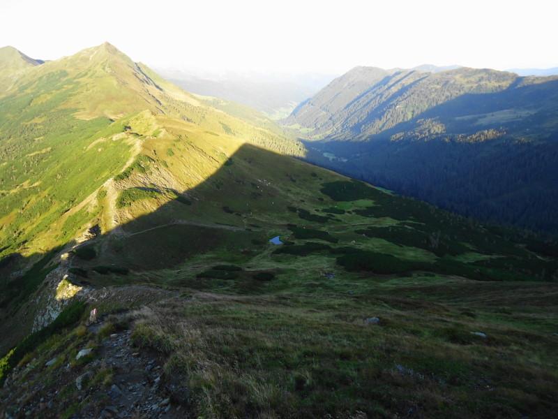 Foto: Günter Siegl / Wander Tour / Von der Gamperhütte auf den Kreuzkogel / Über die Windluckn zurück ins Tal / 11.09.2015 21:00:10